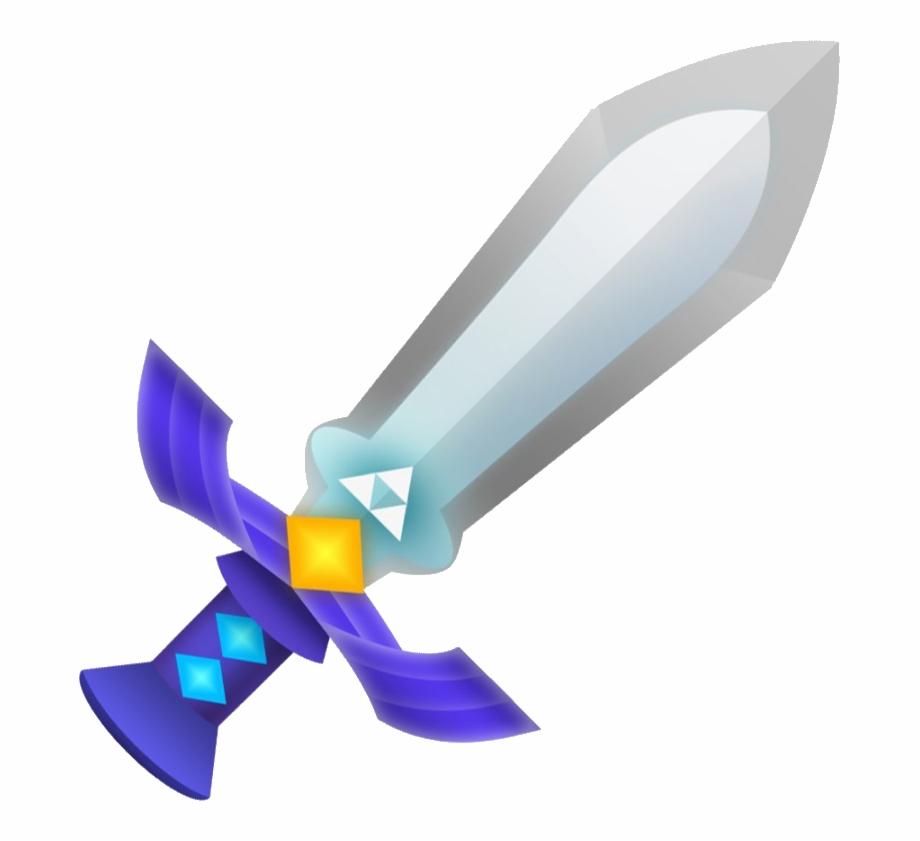 Zelda png transparent . Clipart sword fancy