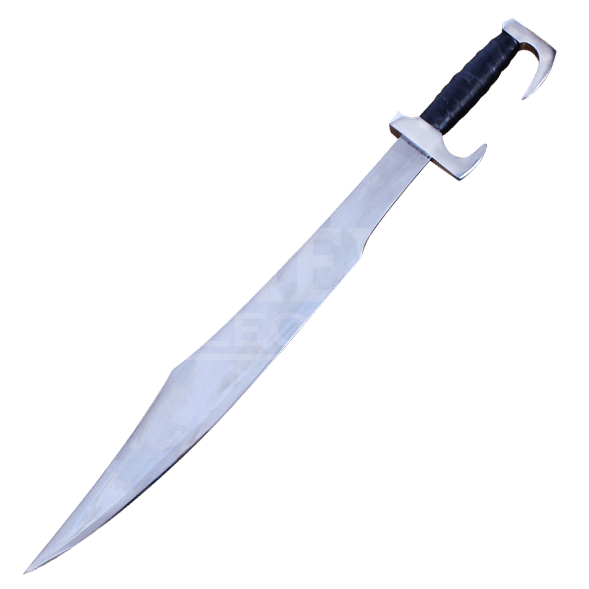 Spartan sword with scabbard. Dagger clipart renaissance