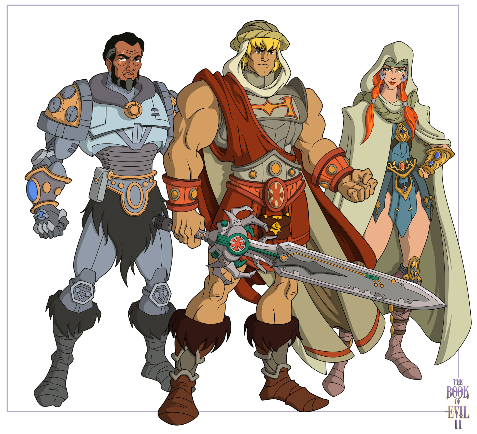 Image result for character. Clipart sword he man