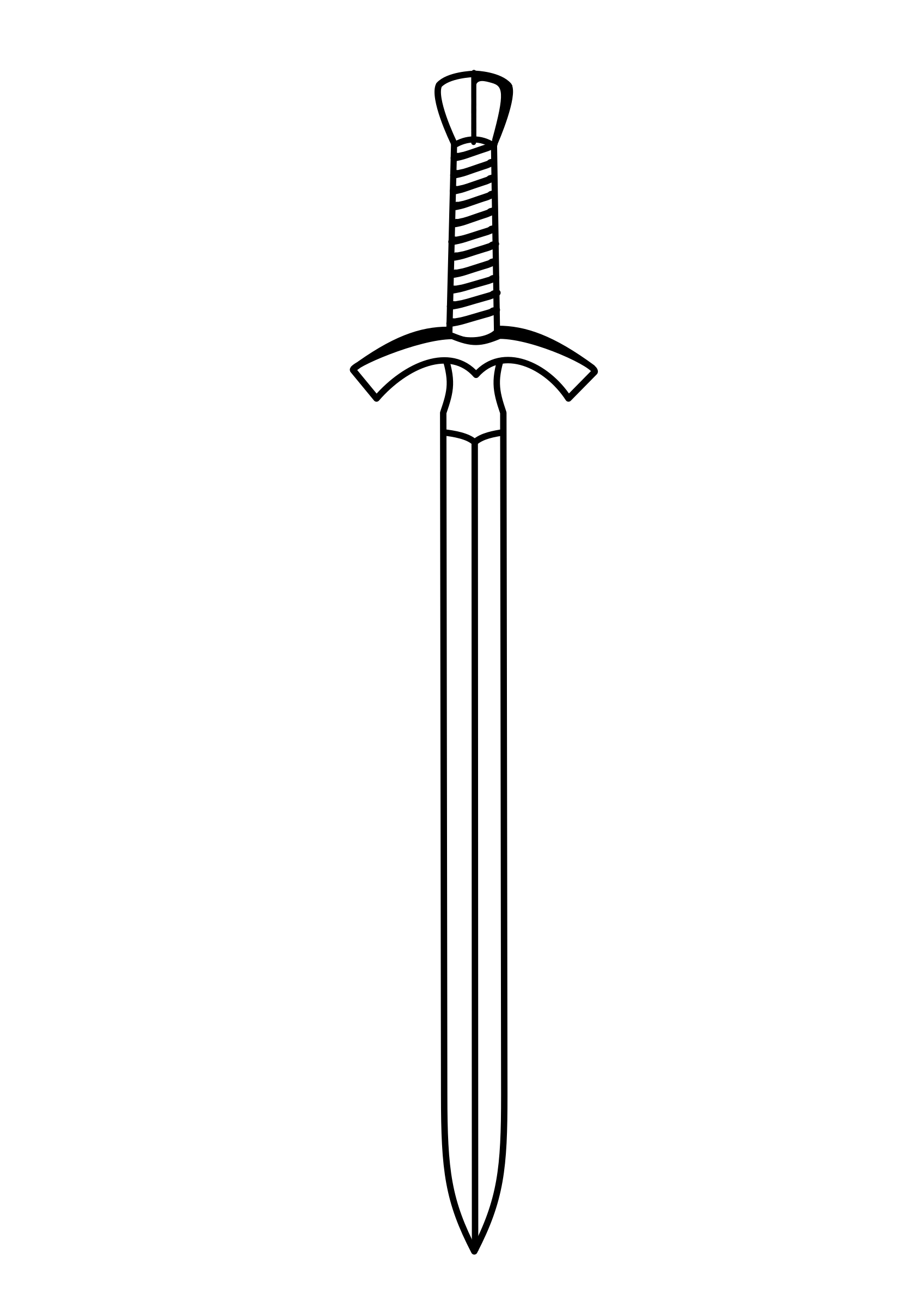 collection of line. Sword vector png
