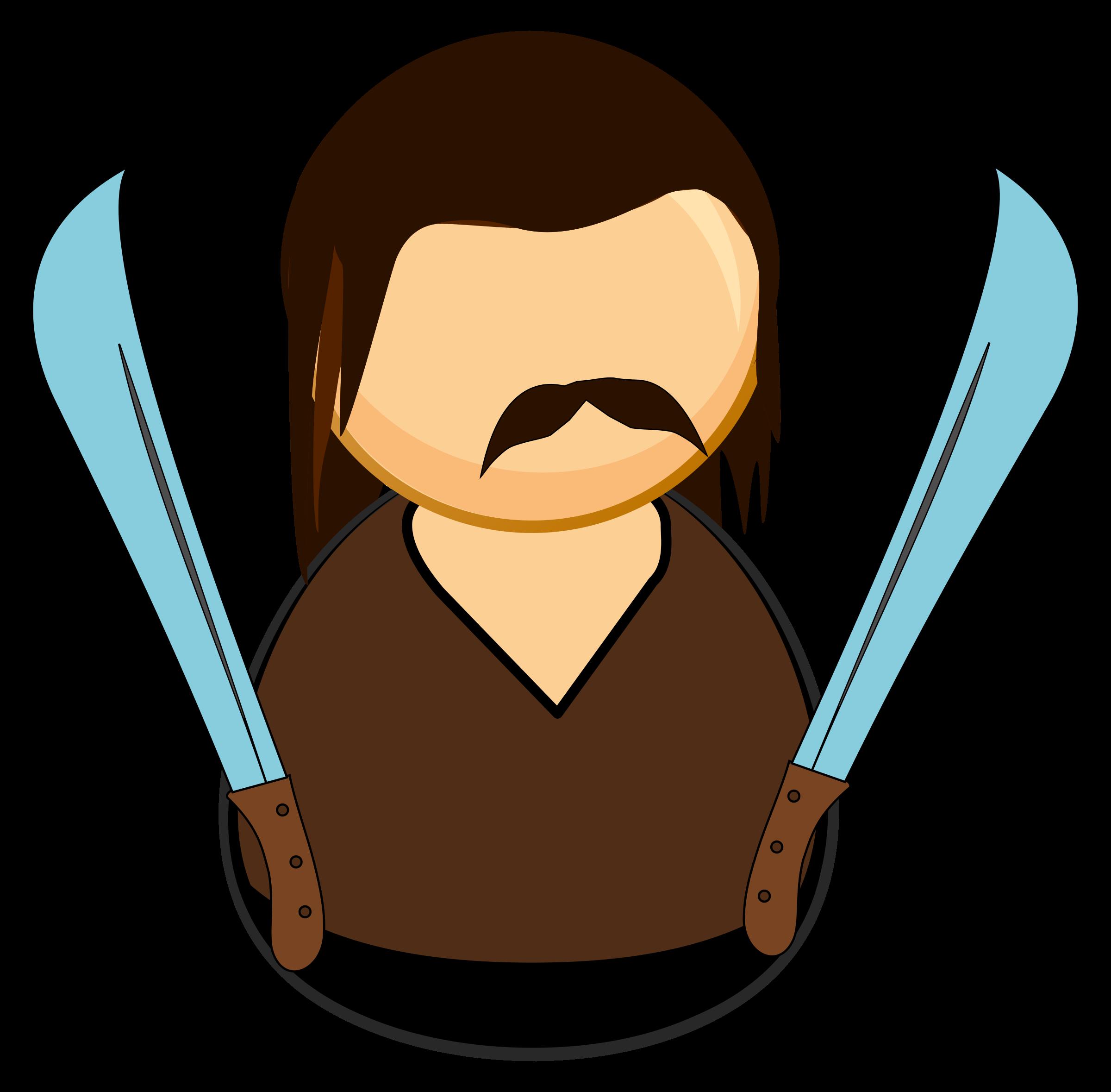 Clipart sword machete. Killer icons png free