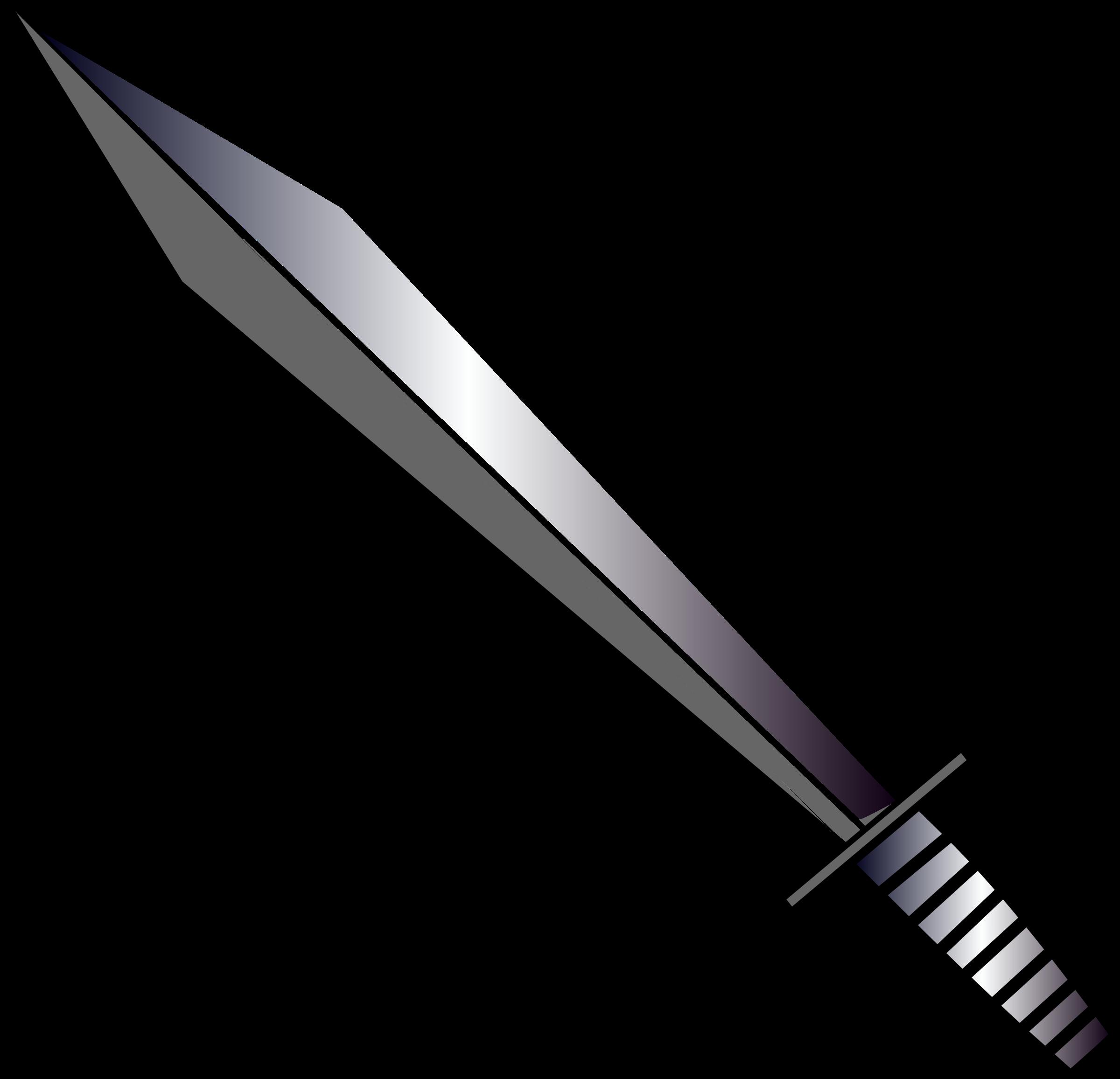 Dagger clipart renaissance. Sword big image png
