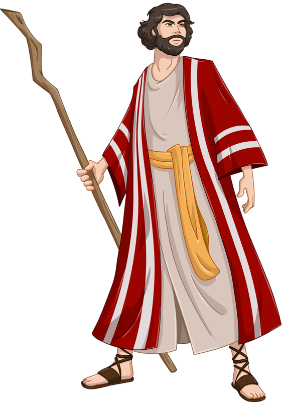 Moses clipart moshe.  png pinterest bible