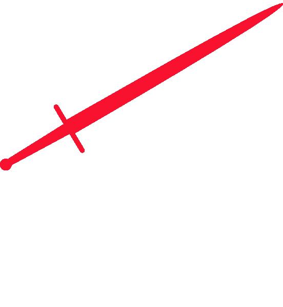 Clipart sword red. By kawaljeet singh clip