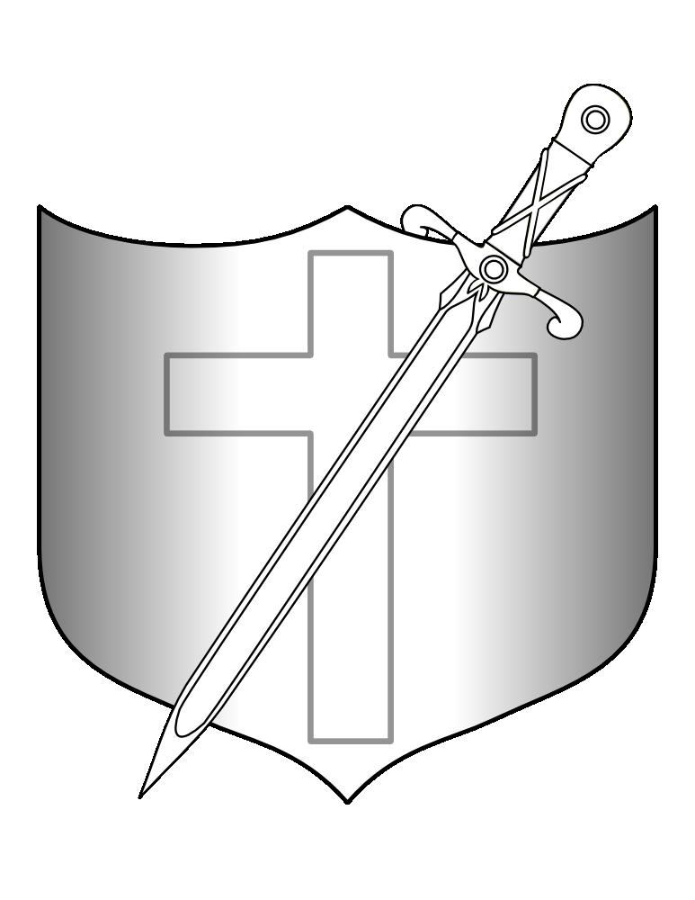 Onlinelabels clip art and. Clipart sword shield