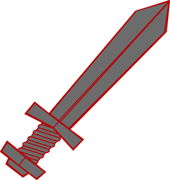 clipart sword vector