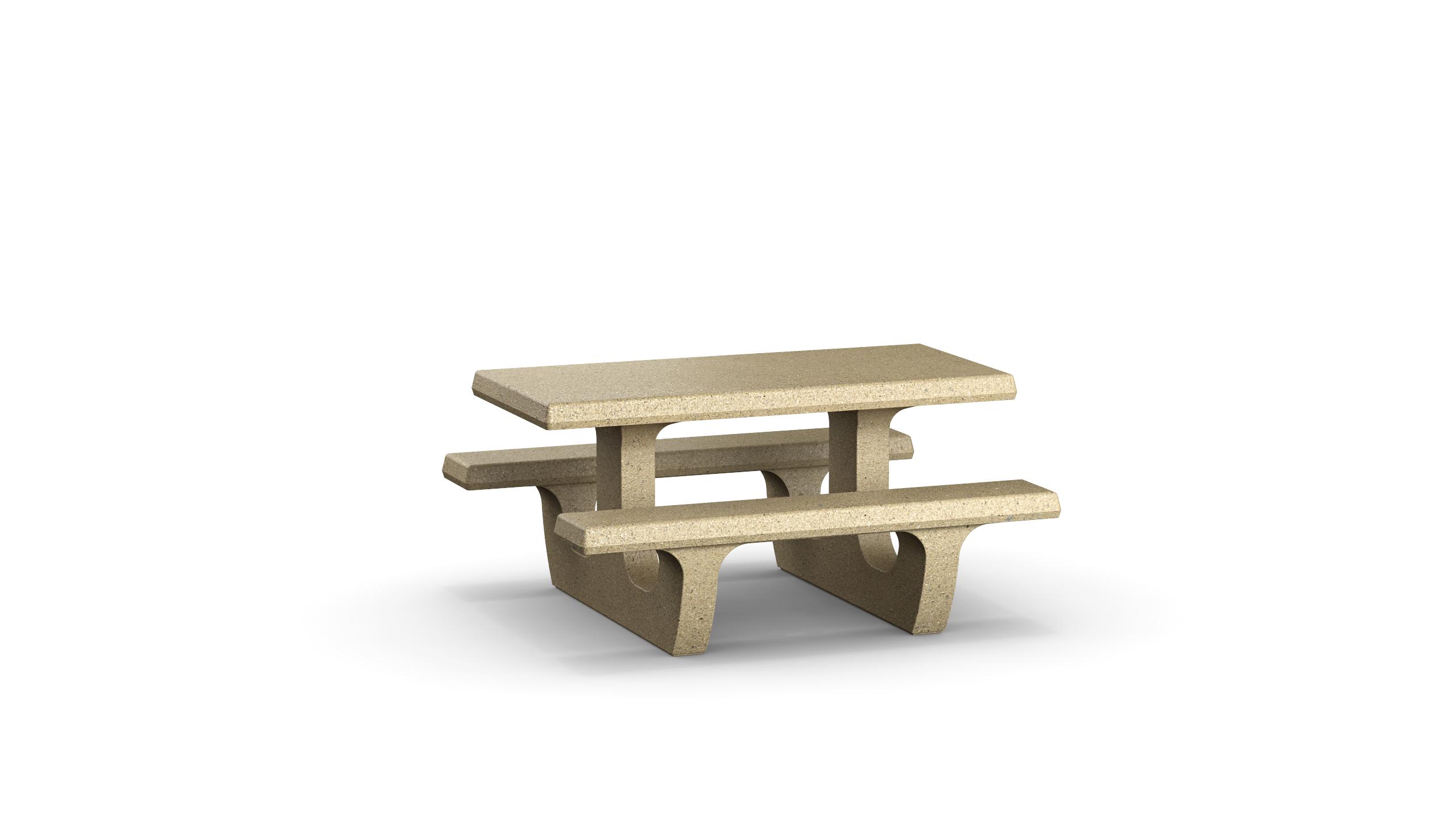 Lbt picnic tables qcp. Clipart table 3d table