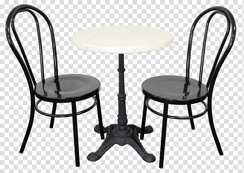 Coffee chair furniture transparent. Clipart table cafe table