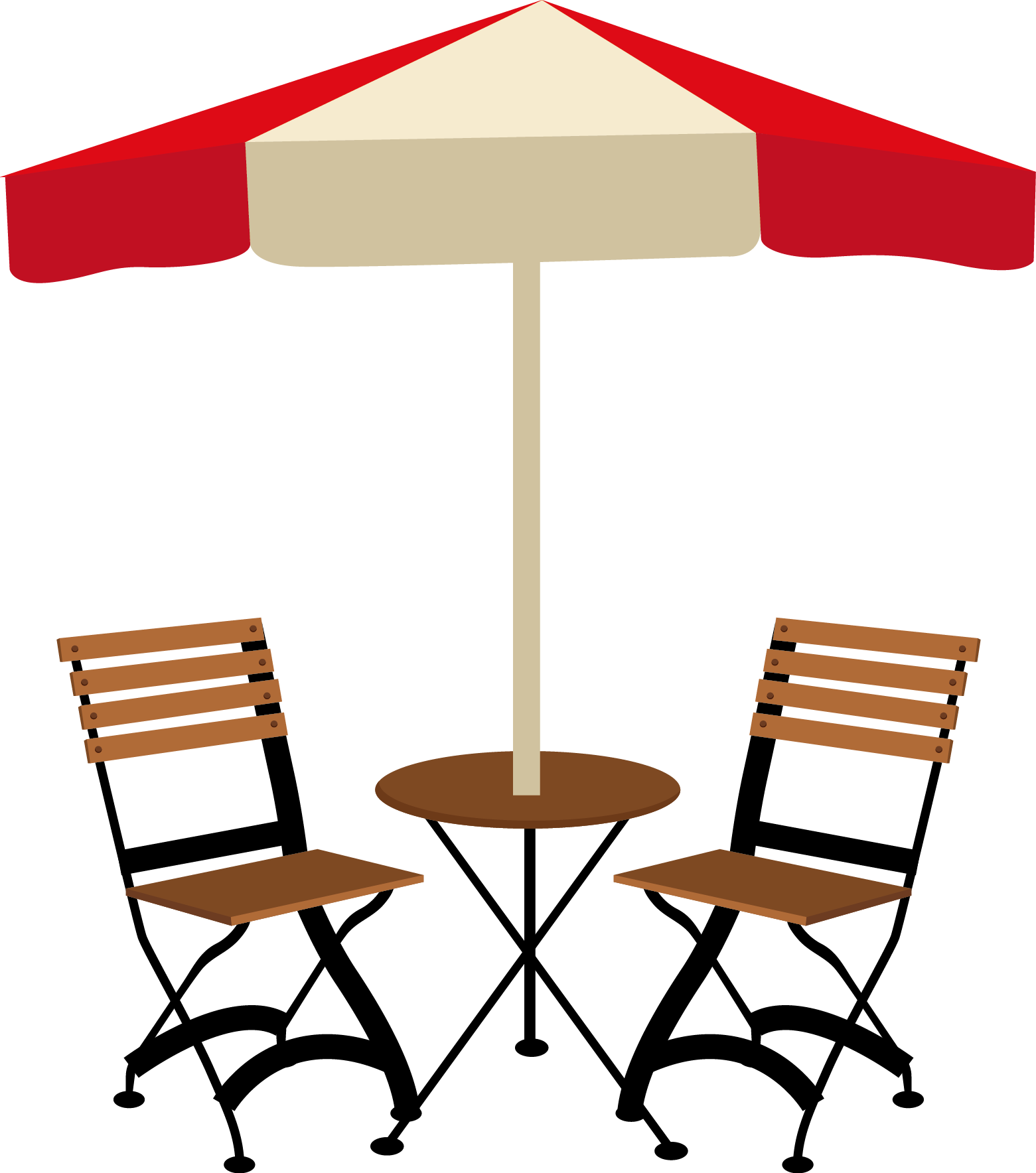 Chair banquet tables and. Clipart table cafe table