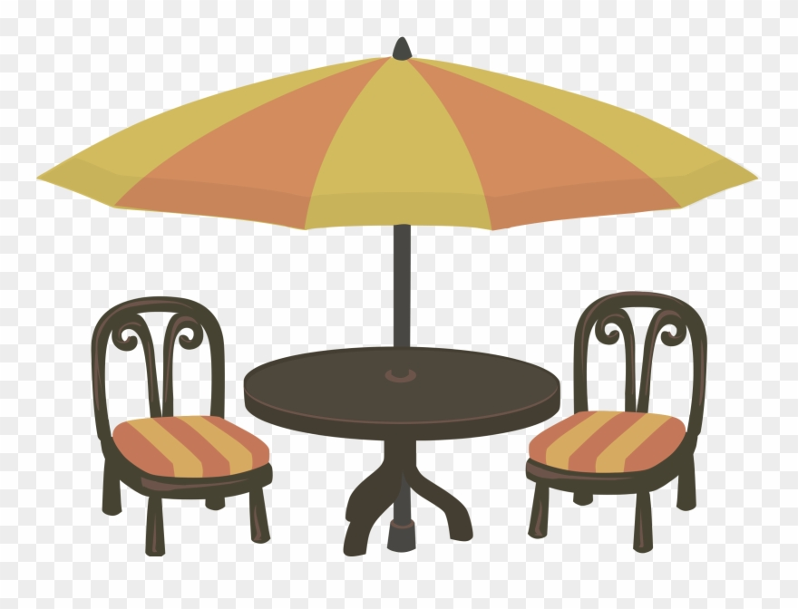 Clipart table cafe table. Coffee tables bistro garden