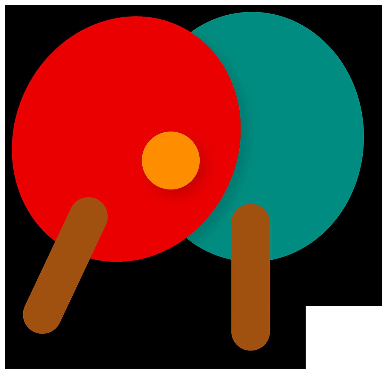 Clipart table circle table. Tennis racket clip art