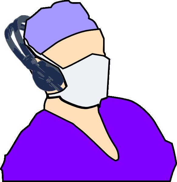 doctor clipart headphone