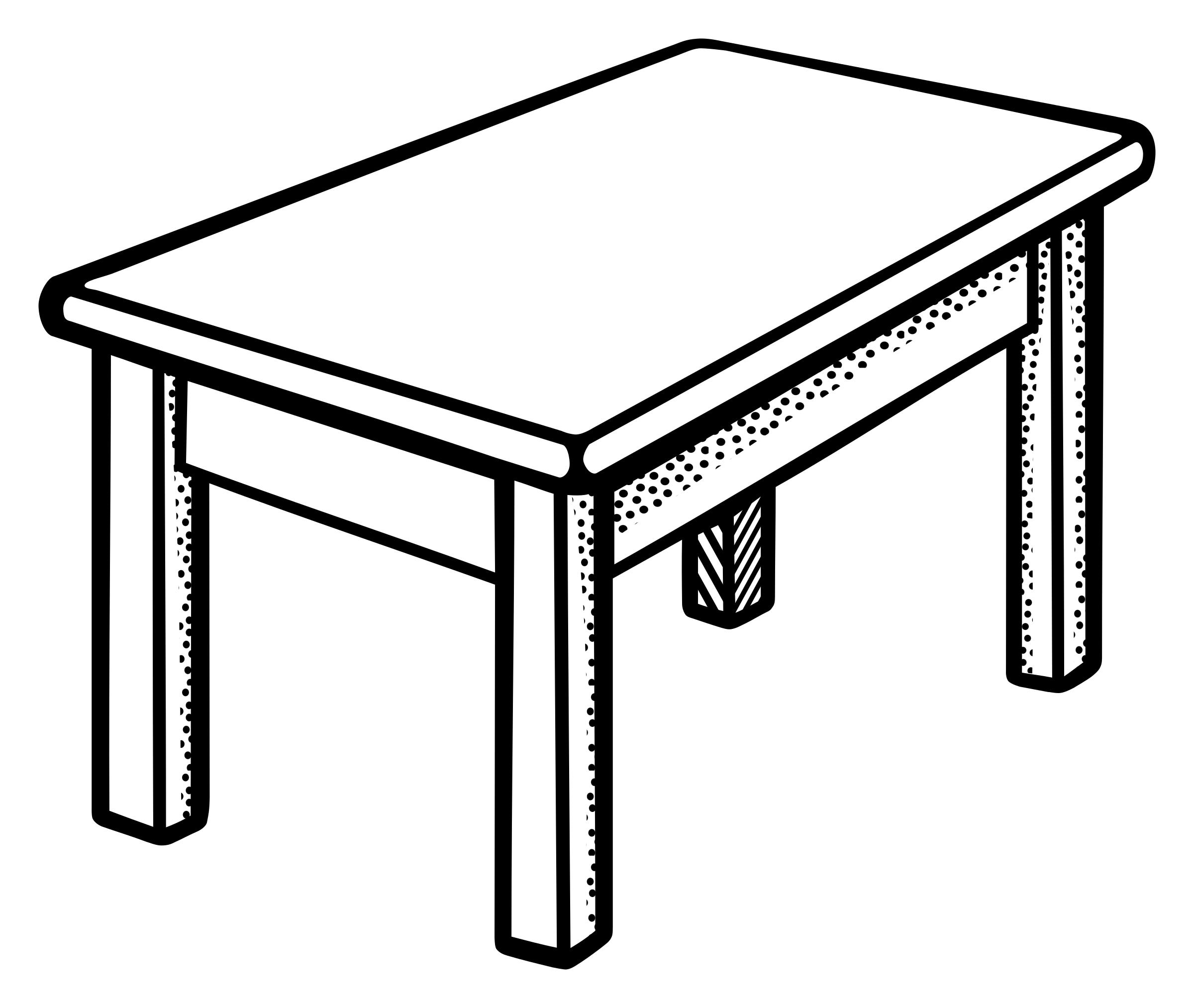 Dining free download best. Clipart table drawing