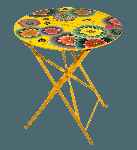 Clipart table folding table. Garden paradise pylones pliante