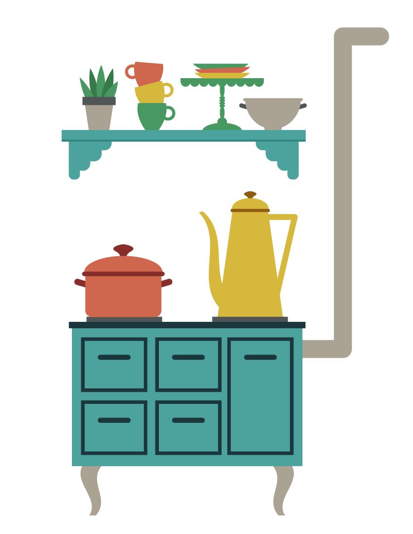 How to create an. Furniture clipart object
