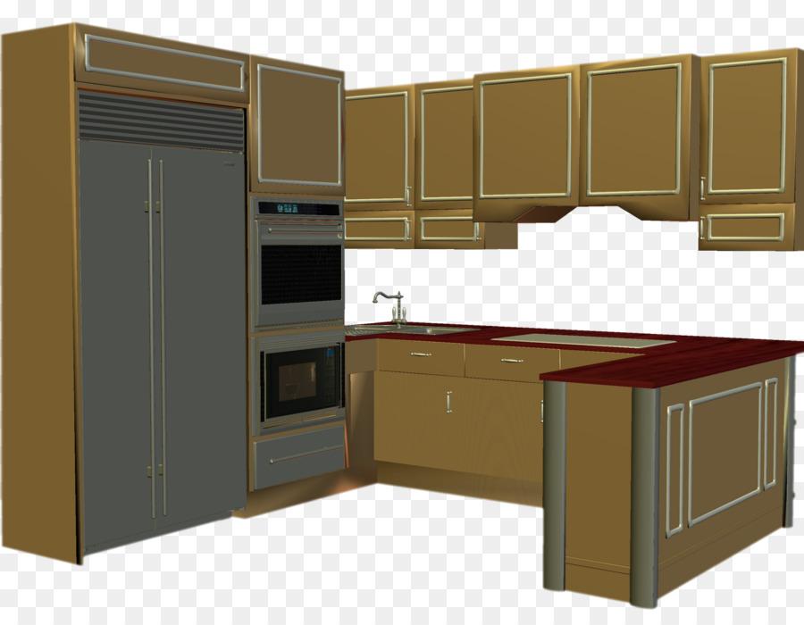 Cartoon transparent clip art. Clipart table kitchen counter