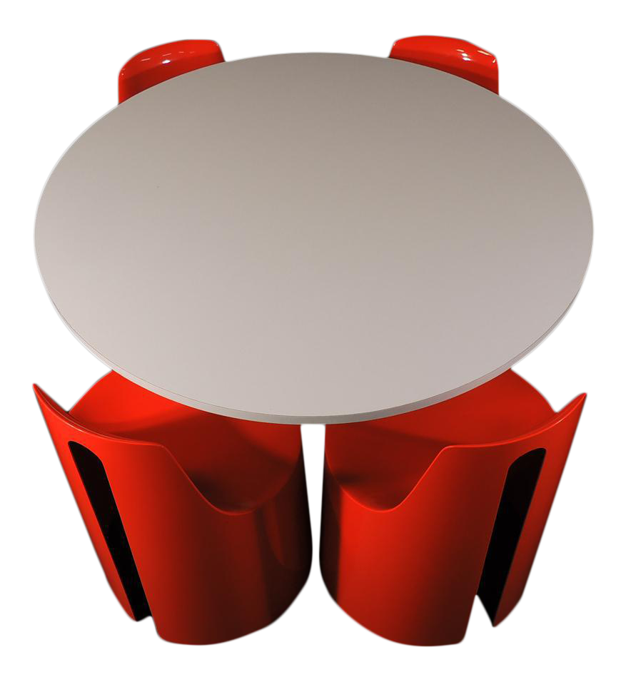 Furniture clipart dinning table. Kay ruggles mid century