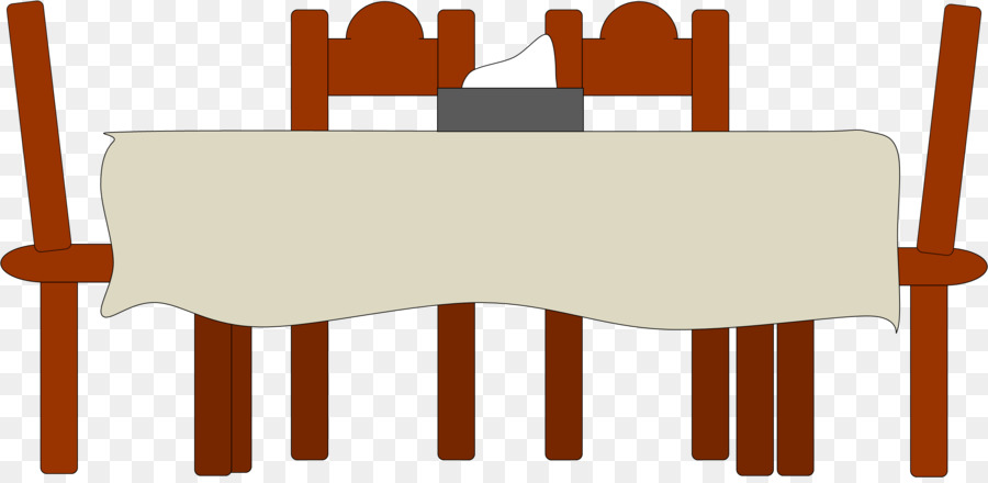 Cartoon chair transparent . Clipart table kitchen table