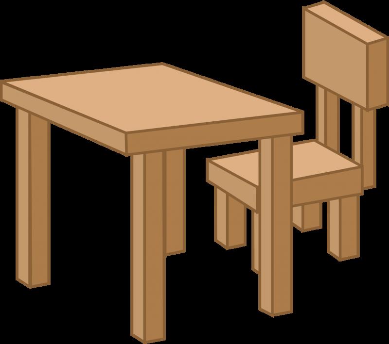 Doodle kerusi that s. Clipart table meja