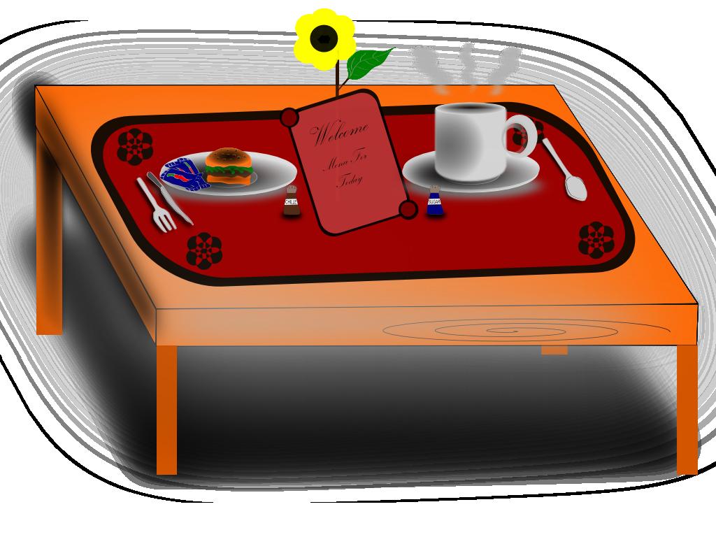 Clipart table meja. February ridwanpsb comment