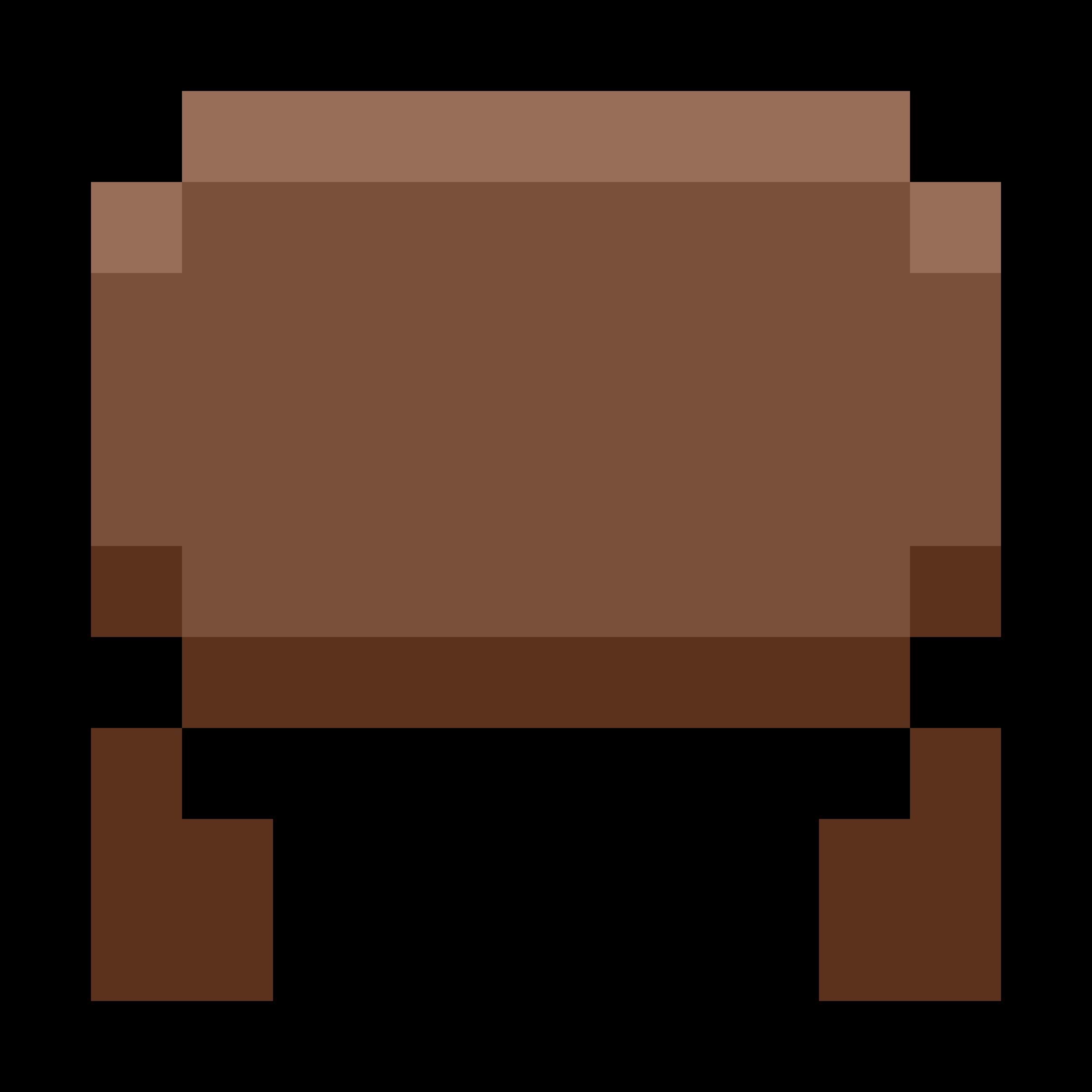 Logs brown