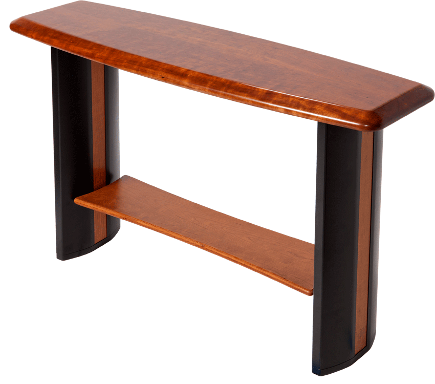Console caretta workspace the. Clipart table sofa table