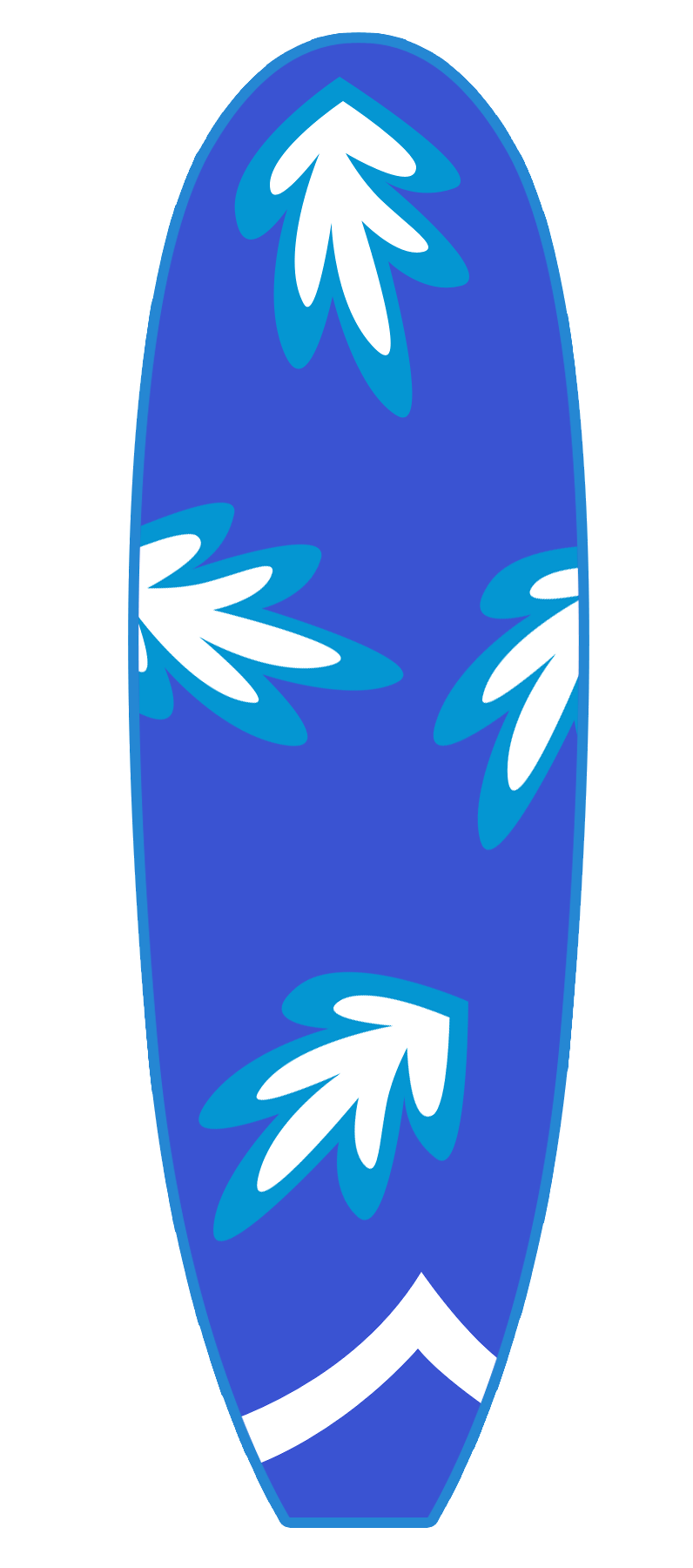 Waves clipart surfboard. Minus say hello images