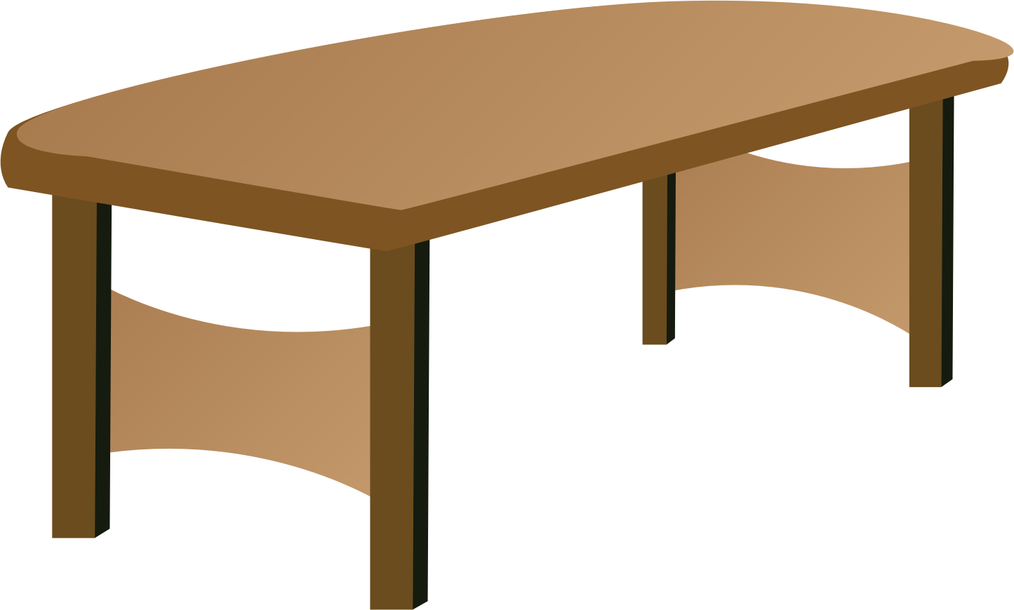Desk clipart transparent background. Table nightstand free content