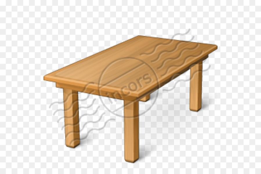 Transparent clip art . Clipart table wood table