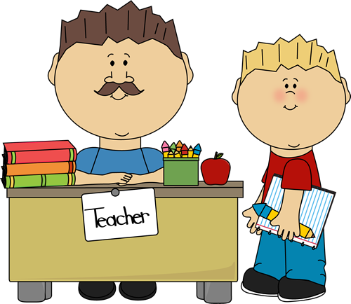 Librarian clipart kindergarten teacher. Clip art images male