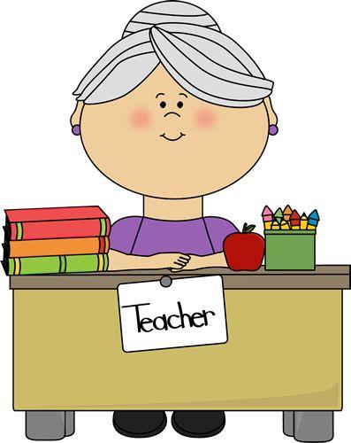 best school clip. Clipart teacher
