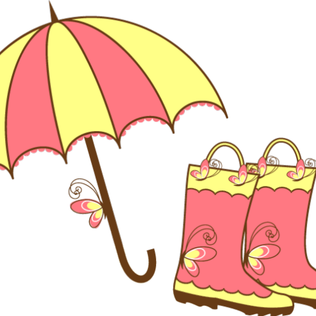April showers butterfly hatenylo. Showering clipart aprilclip