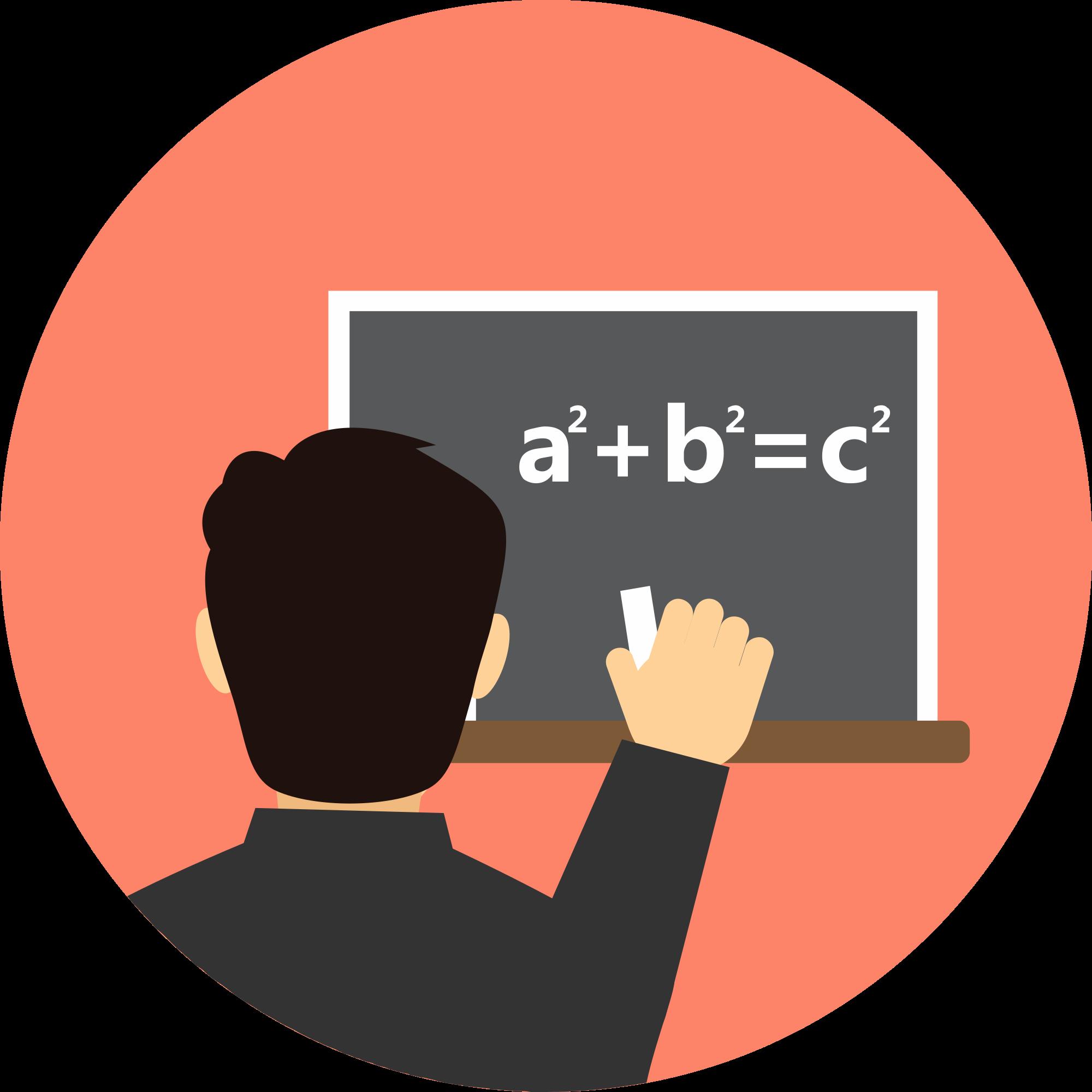 Teach clipart teaching writing. File teacher on board