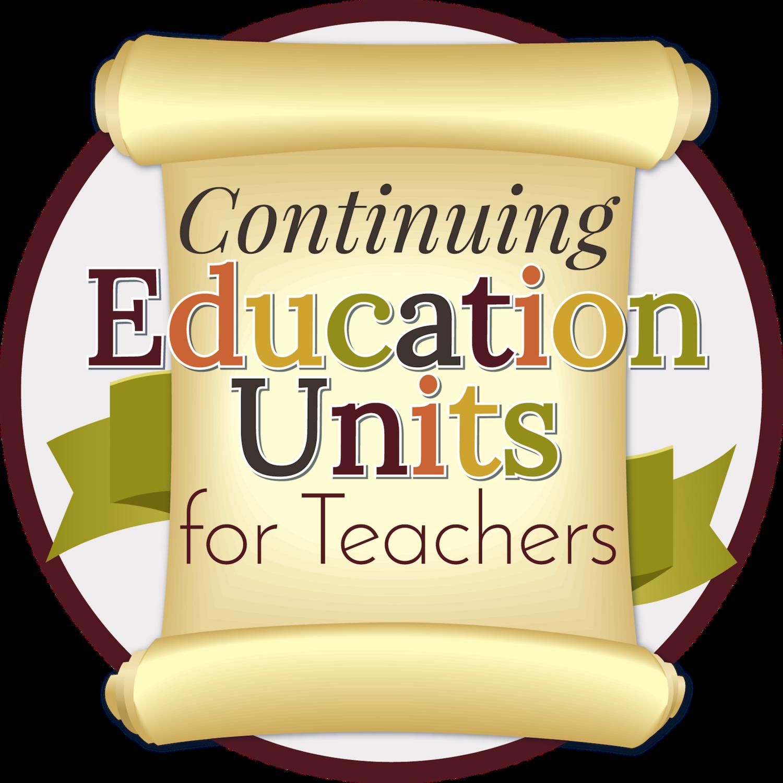 Ceus for teachers. Education clipart study