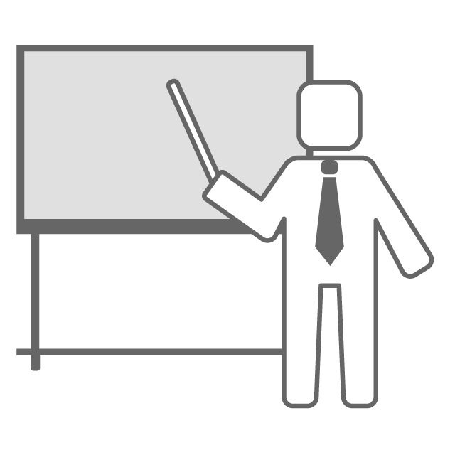 Clipart teacher icon. Lesson free material business