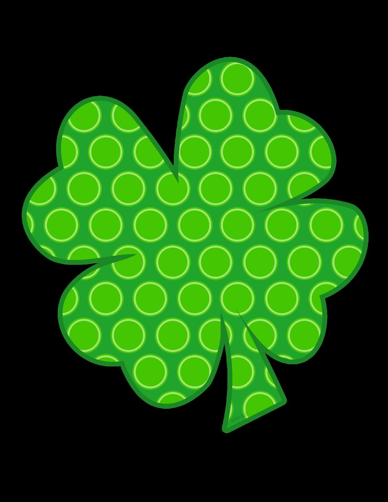Clover march flower