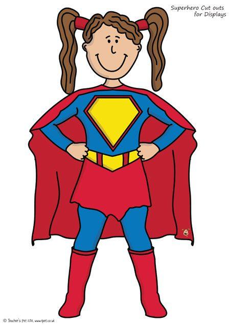 Clipart teacher superhero. S pet large cut