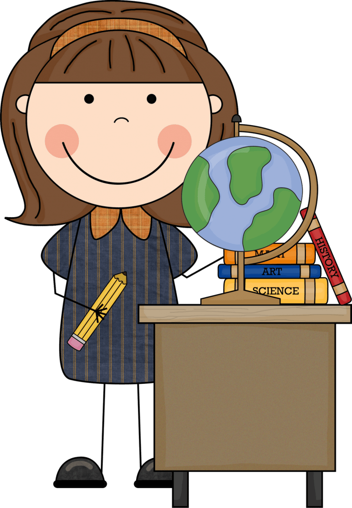 News clipart teacher.  st grade background