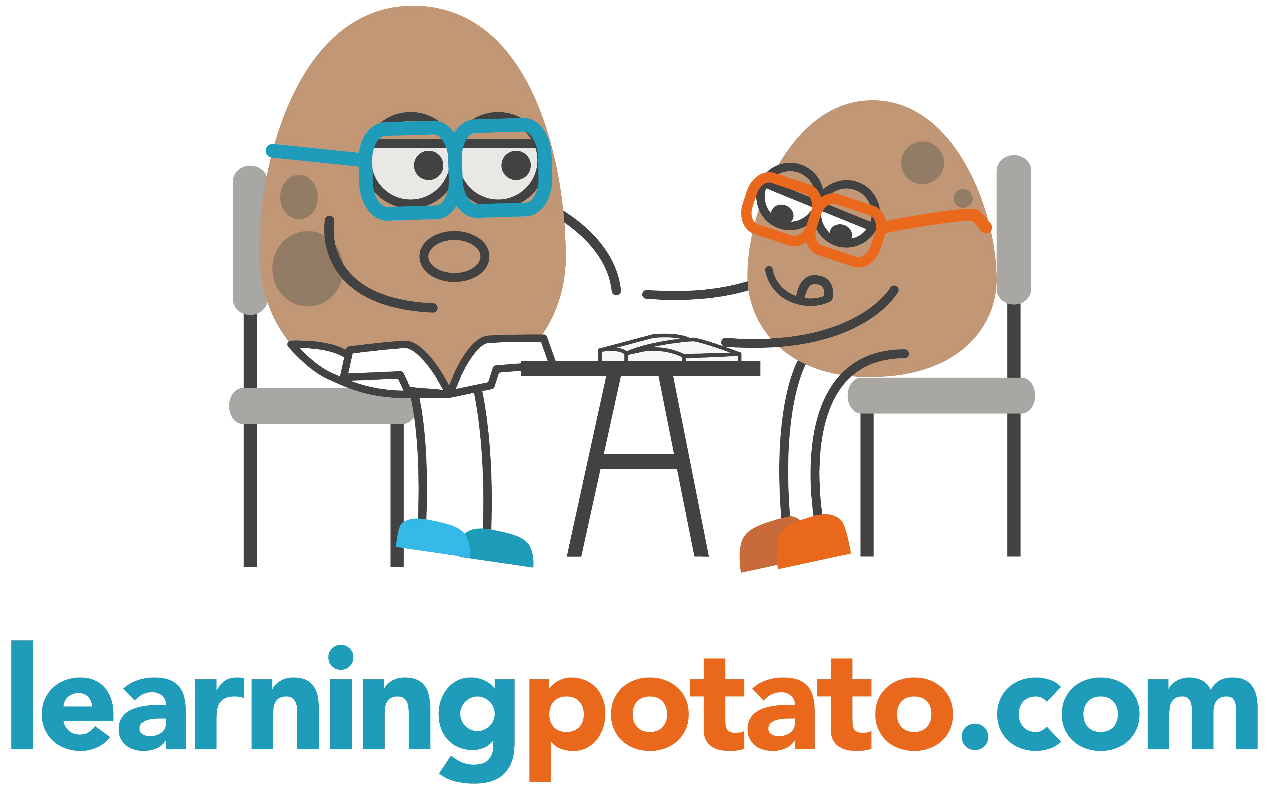 Learningpotato home monitoring and. Clipart teacher tutoring