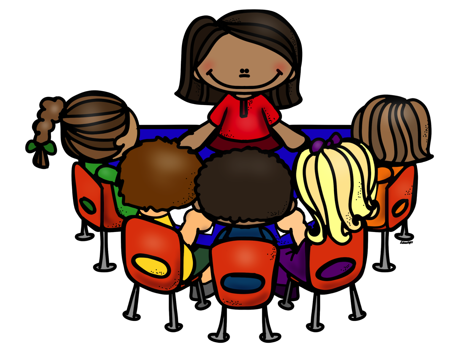 Tall clipart student. Teacher table free download