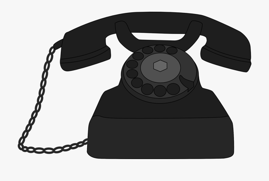 Phone clipart telepone. Telephone transparent