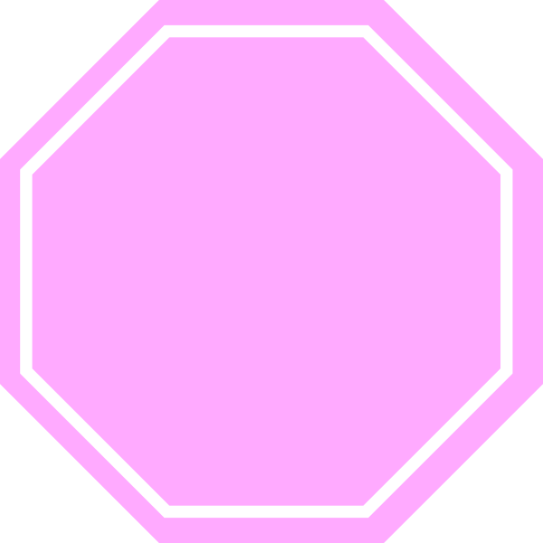 Stop signs free download. Square clipart pink square