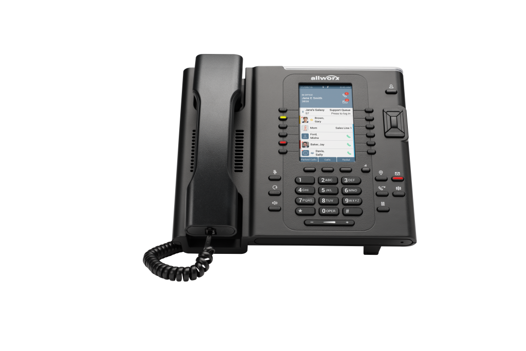 Telephone clipart phone system. Allworx systems adept networks