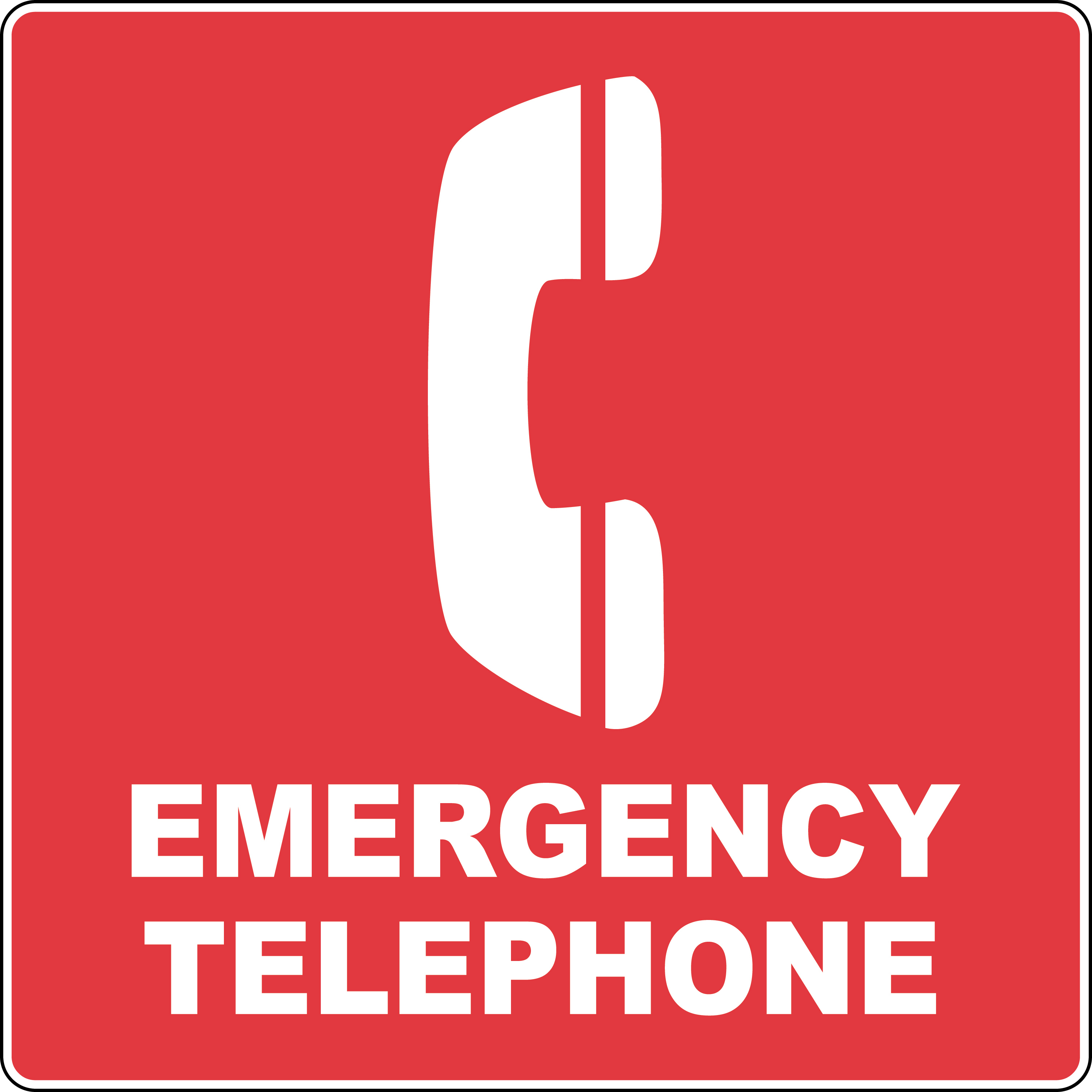 Telephone clipart emergency contact. Free cliparts download clip