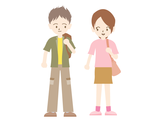 Classmate encounter people illustration. Clipart telephone female person