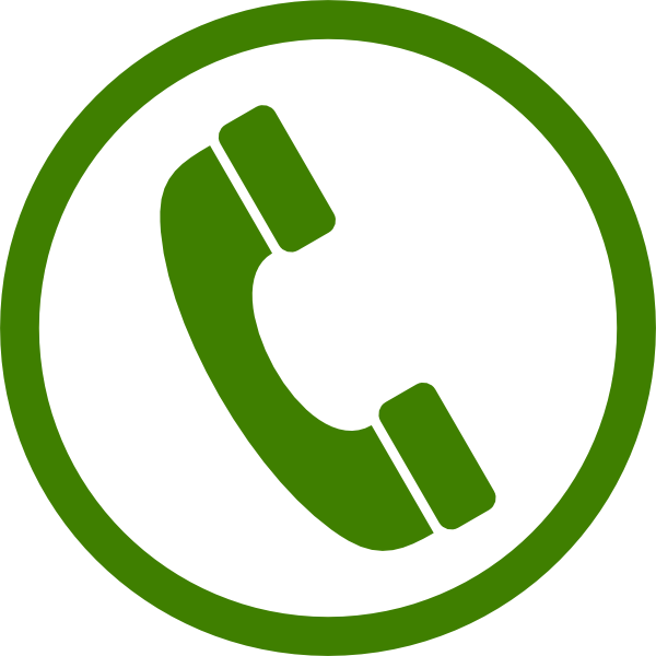 Telephone clipart green phone. Greenphone clip art at