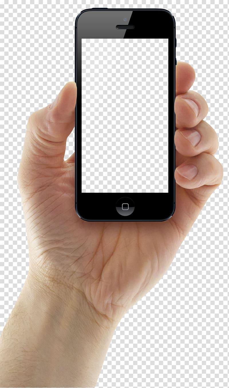 Iphone x smartphone holding. Clipart telephone hand phone