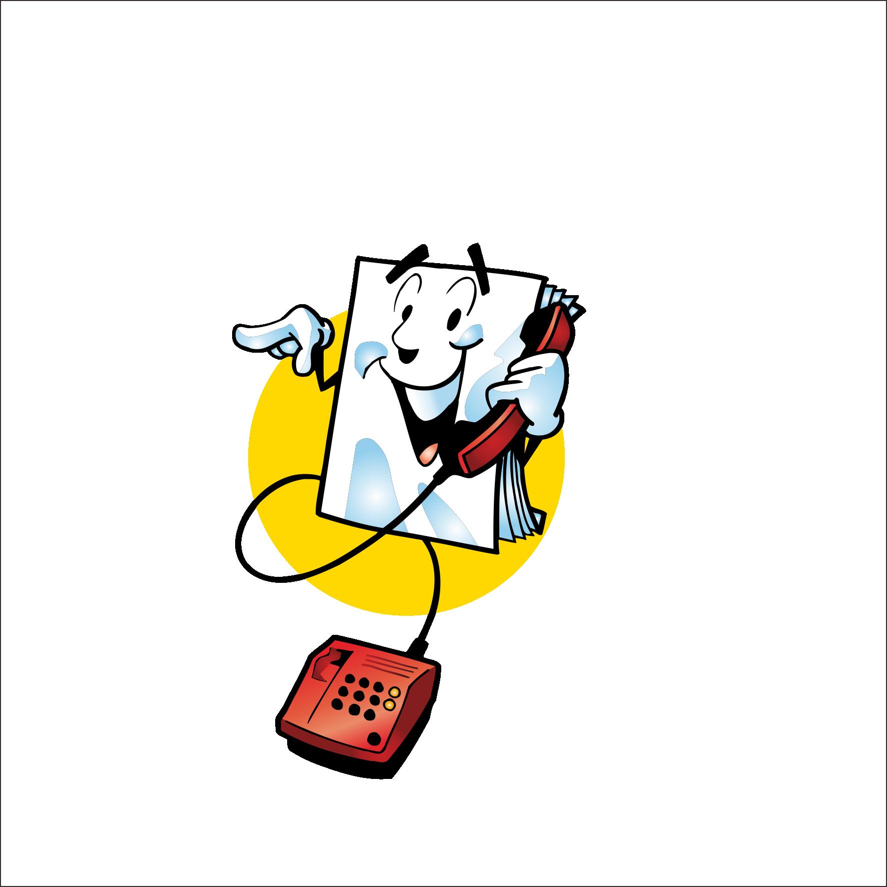 Telephone clipart hotline. Booth cartoon moscowu washington