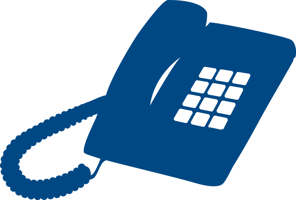 Telephone clipart off hook. Heritageblue phone on png