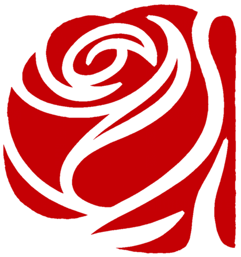 Second hand rose . Clipart telephone old fashion